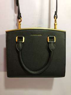 Authentic Charles and Kieth Bag