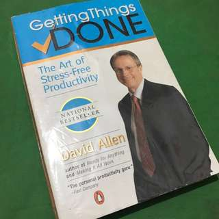 """""""Getting Things Done"""""""