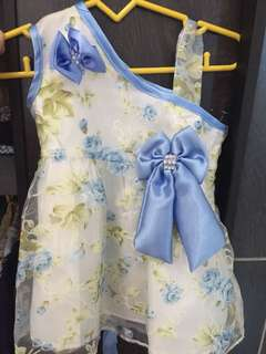 Dress Terusan flower