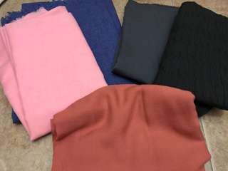 Hijab 5 pcs (100rb dpr 5)