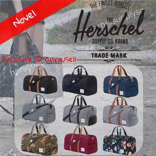 🚚 ✅[INSTOCK] 100% Authentic Herschel Novel Duffle Bag 42.5L Unisex