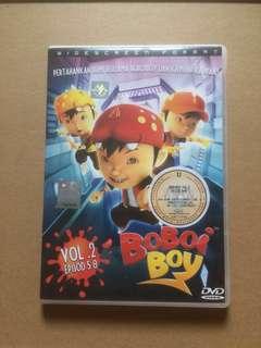 BoBoiBoy DVD