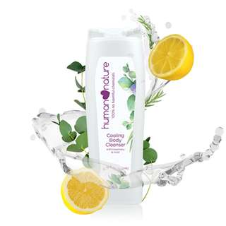 Cooling Body Cleanser ( 200ml )