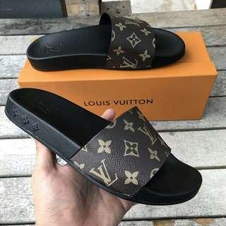 Louis Vuitton Sandal ready stok