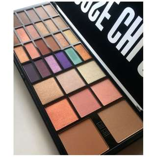 Authentic Preloved Chi Chi Face Extravaganza Palette Eyeshadow Makeup from Australia