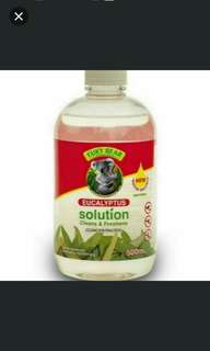 Eucalyptus products