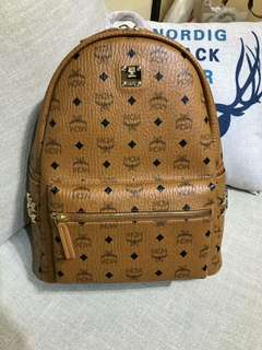 MCM Backpack large size