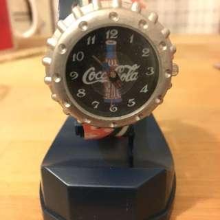 Coca-Cola絕版可樂手錶