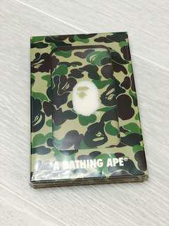 A BATHING APE 限量版 迷彩充電器 Power Bank