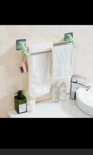 全新浴室毛巾架