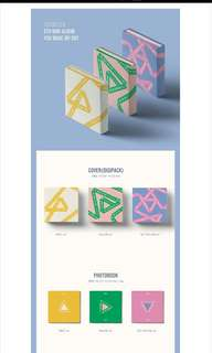 [ORDER] SEVENTEEN YOU MAKE MY DAY 5TH MINI ALBUM