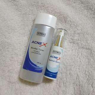 Dermax Acne X Bundle