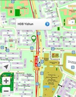 152 Yishun St 11 Master Room for Rent