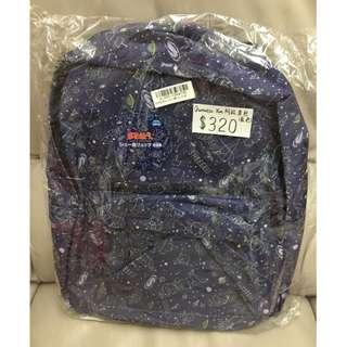 全新日本景品 阿松 背包 H 40cm (Blue)