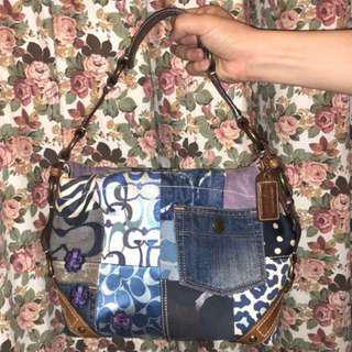 Coach Woman Handbag USED