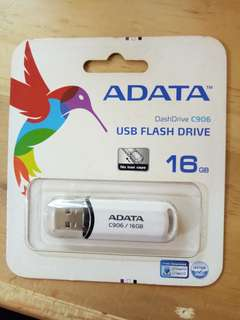 Adata USB Flash Drive DashDrive C906 16GB USB 2.0 Original