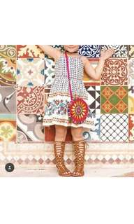 Gladiator sandals for toddlers