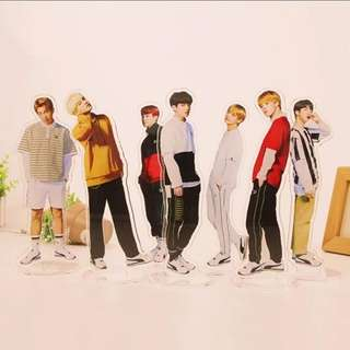 Preorder - BTS STANDEE *each* exc.pos