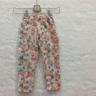 Celana Panjang Flower - Commencer