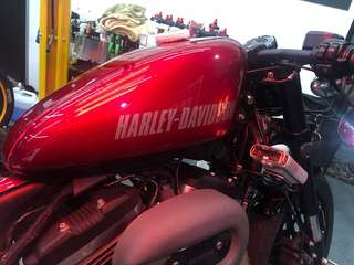 Motorbike 9H Coating