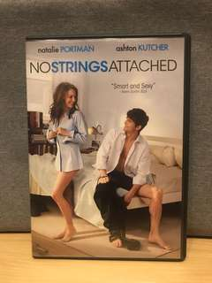 原裝正版DVD:《No Strings Attached》Natalie Portman