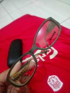 Kacamata Frame Alias Eyewear Hand Made Acetate