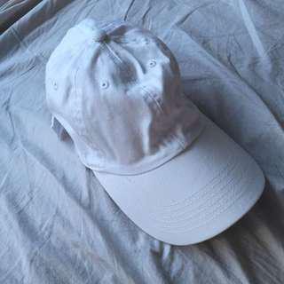 White Brandy Melville Cap