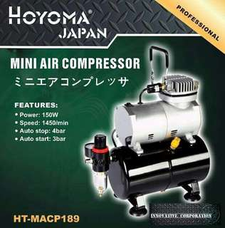 Hoyoma Professional Mini-Compressor