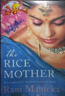 The Rica Mother (Novel)