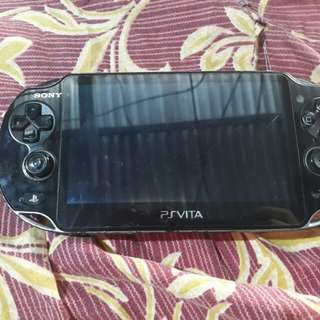 Ps Vita Phat (with sim slot) 8gb mmc