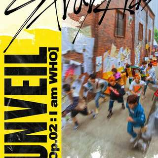 [ORDER] STRAY KIDS I AM WHO?