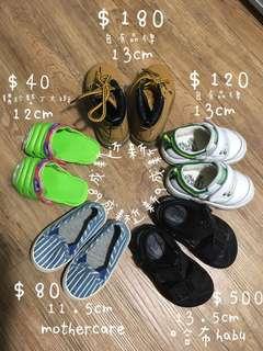 🚚 Habu/mothercare...二手童鞋