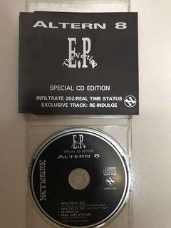Altern 8 - The Vertigo (Special CD Edition)