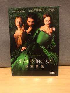 原裝正版DVD:《The Other Boleyn Girl 華麗孽緣》Natalie Portman, Scarlett Johansson