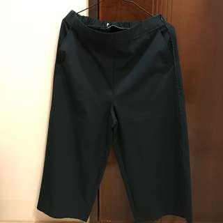 🚚 ✨祖母綠寬褲✨
