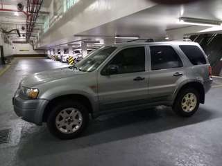 06 Ford Escape A/T