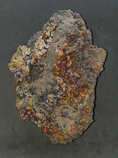 Gold Rainbow leklai ( Gold Rainbow Goethite ) weight 395gm est. Self collection at hougang ave8 or Punggol Drive under my blk