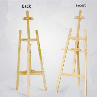RENTAL: D184 WOODEN EASEL STAND