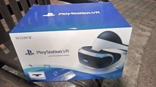 PSVR WITH FREE GIFT