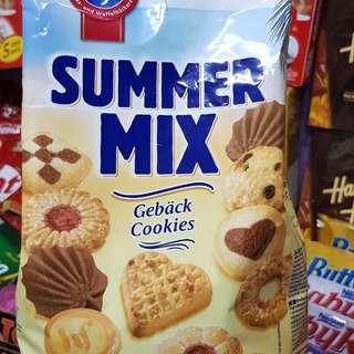 Summer Mix Biscuit