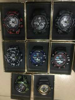 G-shock murah and gerenti puas hati!