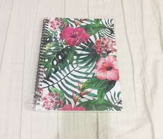 New Spring Notebook