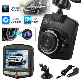 "2.4"" LCD FHD Vehicle Blackbox DVR Cam Camera Video Recorder"