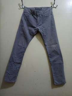 RUSH SALE | Baleno Chino Pants (Gray) size 30