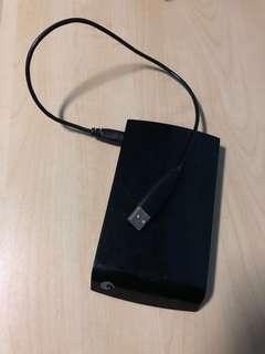 Seagate 250GB External Portable Hard Drive
