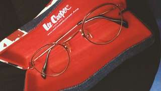lee cooper round glasses