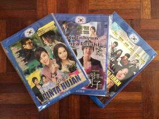 Korean drama Blue Ray Discs