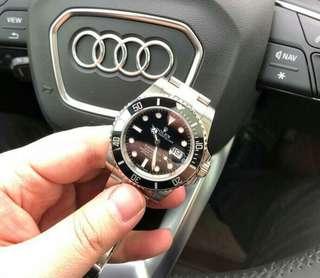 Rolex 潛航者 日歷型腕表男表女表116610-LN-97200 黑水鬼機械表