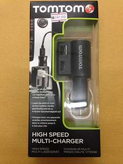 TomTom Multi Car Charger