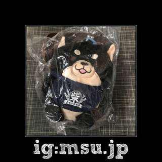 日本 麻糬柴犬 柴犬 口金袋 可斜揹 散子包